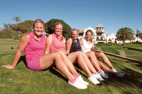 swedish-golfers