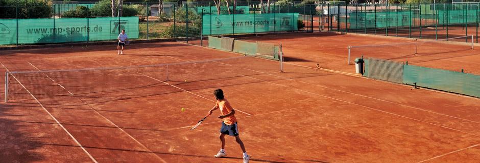 Tenis y Padel en Sancti Petri