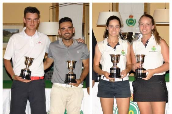 Campeones Andalucia de Dobles