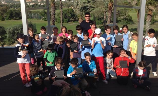 La Escuela de Golf de Miguel Ángel Jiménez, la Escuela Pública La Cartuja y Almerimar Golf han acogido la última cita del Pequecircuito 2015 antes de su gran final.