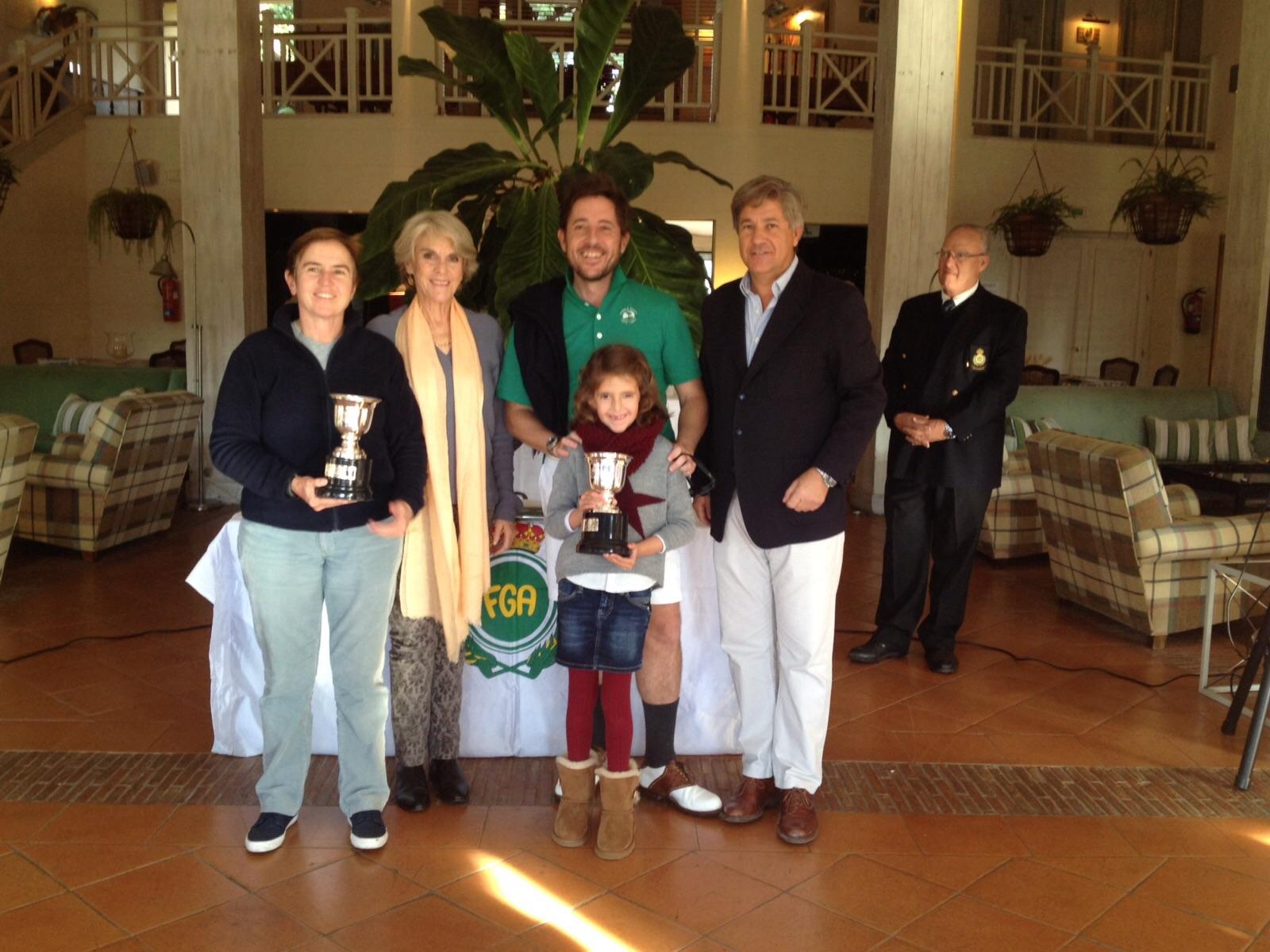 Jacobo Cestino y Blanca Hermana se imponen en el Campeonato de Andalucía Mayores de 35 años en Río Real.