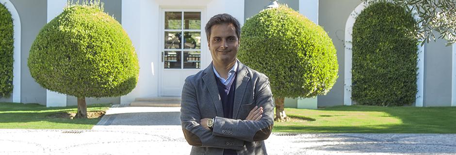 Entrevista a Francisco de Lancastre, Director de Golf en Finca Cortesín.