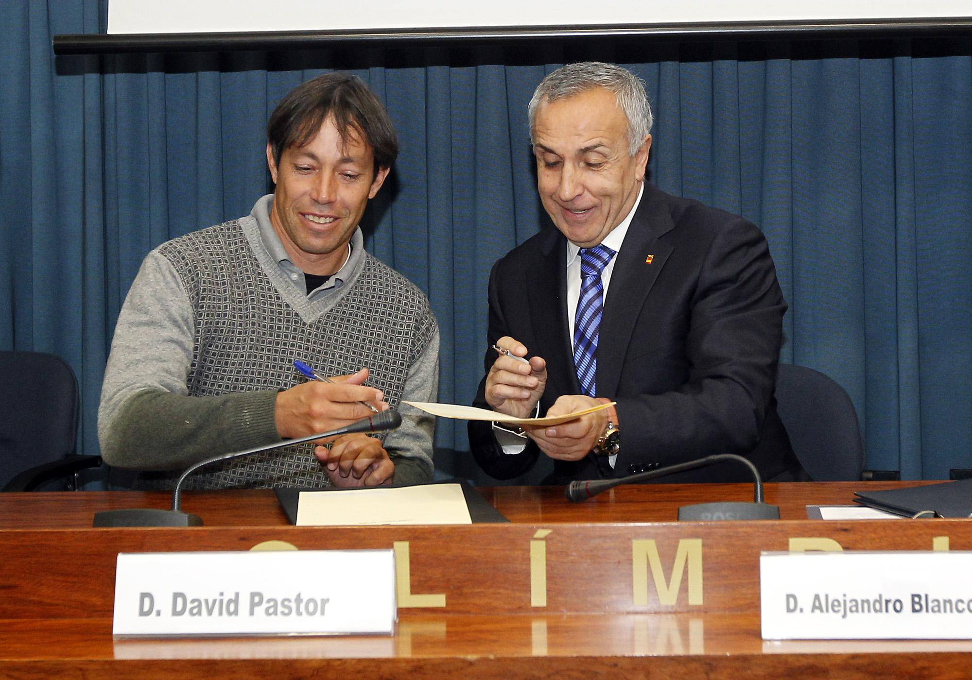David Pastor, presidente de la Asociación de Profesionales de Golf de España, PGAe, hace una balance de un año de progresos.