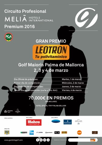 I Circuito Profesional Meliá Hotels International Premium 2016