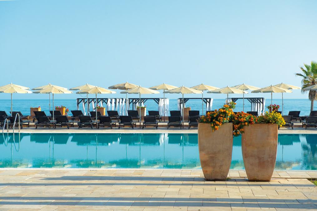 Piscina de Guadalmina Golf Resort