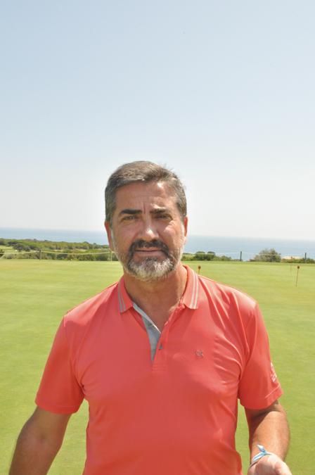 Juan Pablo Arriaga de Alcaidesa Golf Resort