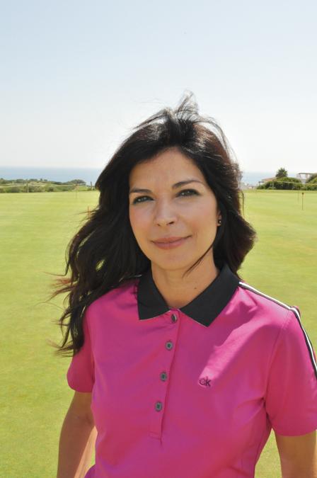Ana Berbel de Alcaidesa Golf Resort