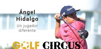 Ángel Hidalgo, un jugador diferente