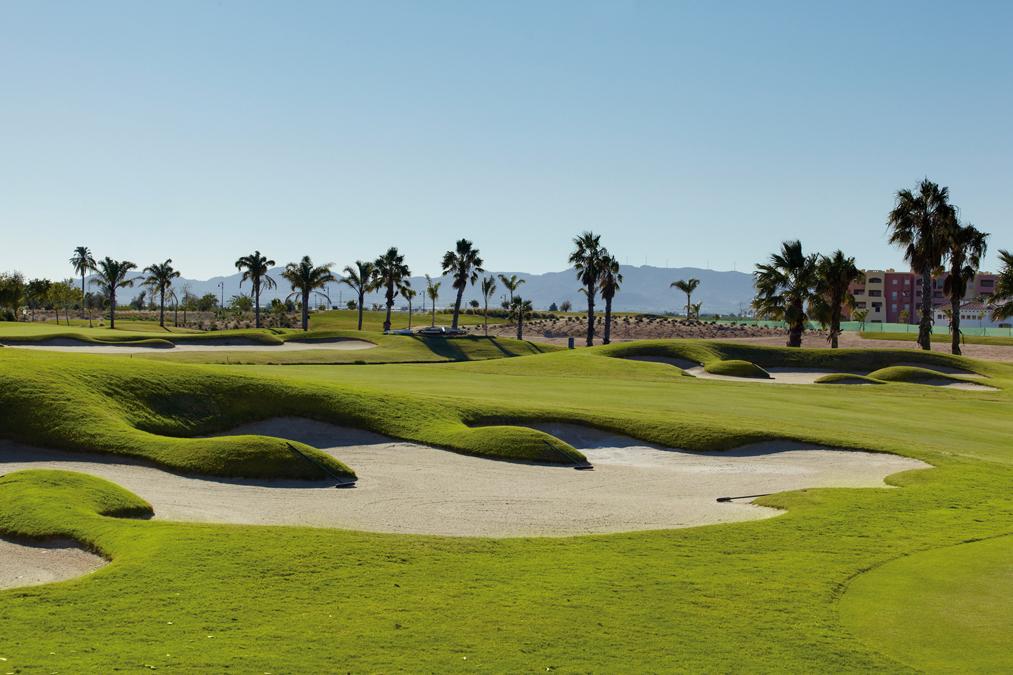 Mar Menor Golf in Murcia