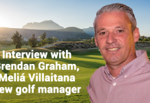 Meliá Villaitana new golf manager