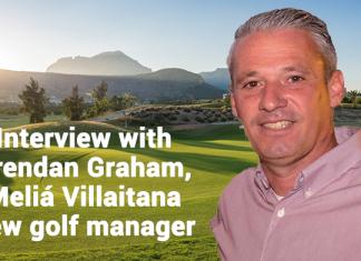Meliá Villaitana new golf manager