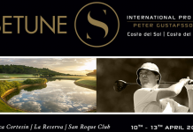 Peter Gustafsson organiza el Setune International Pro Am Costa del Sol - Costa del Golf