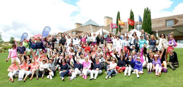 Día Internacional de la Mujer Golfista