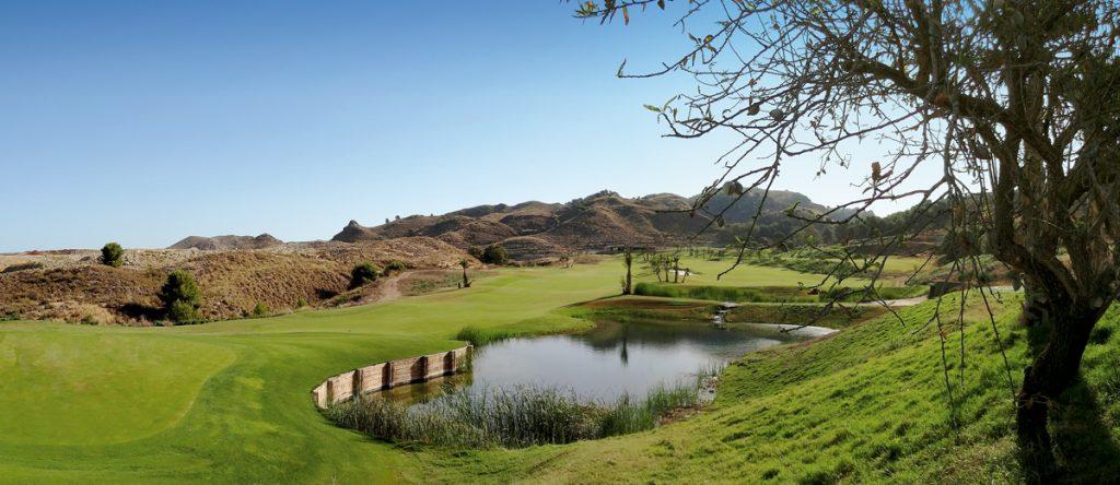 Lorca Golf en Murcia. Campo de golf