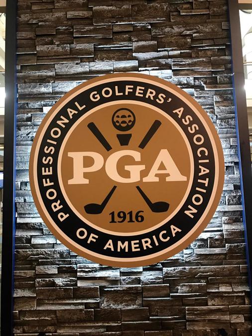 Logo de la PGA