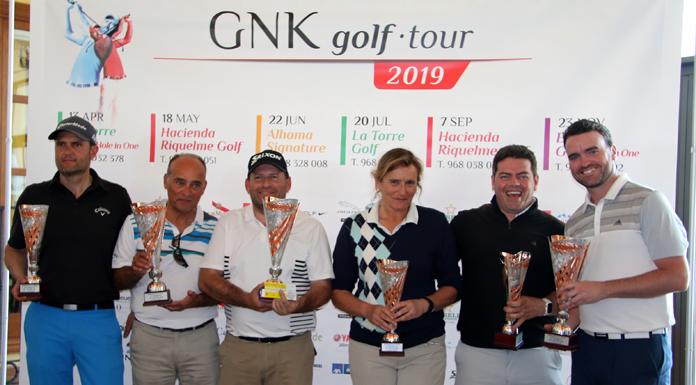 Ganadores en La Torre Golf
