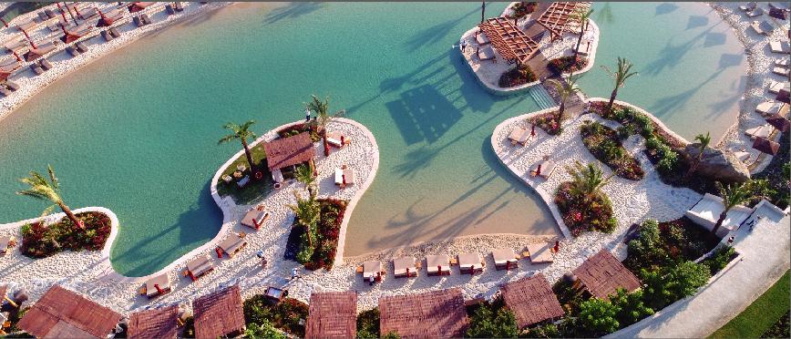 Club de playa de La Reserva de Sotogrande