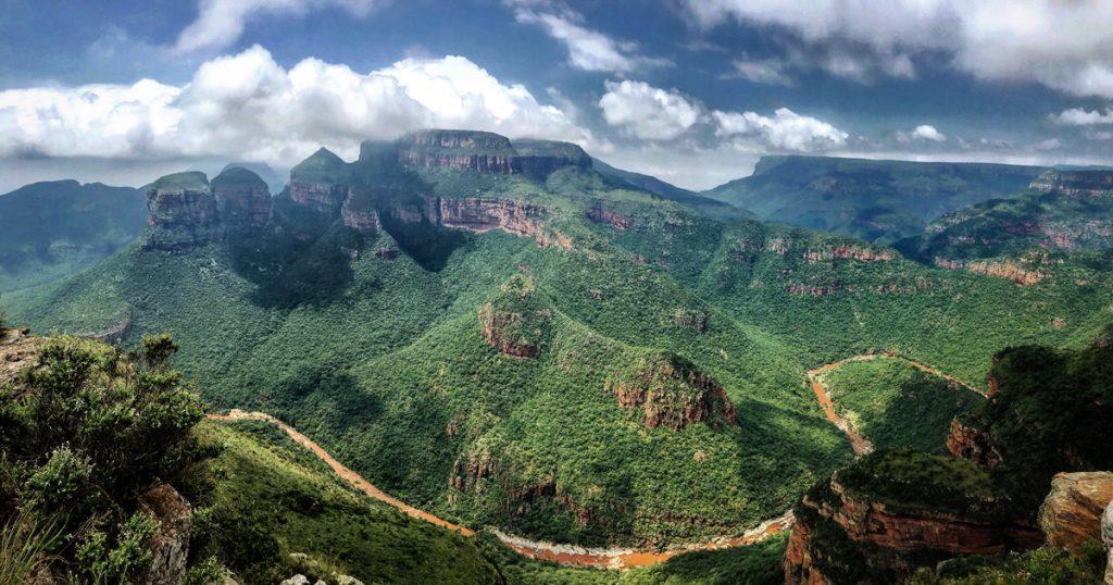 Ruta 21 en Sudáfrica