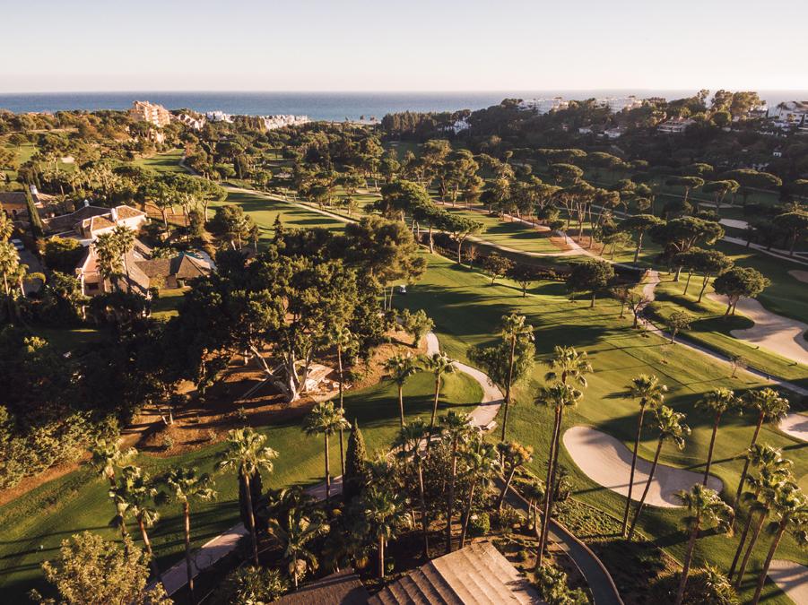 Río Real Golf en Marbella