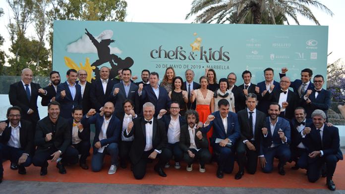 Chefs&Kids en el Hotel Los Monteros de Marbella