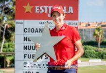 Carlota Ciganda se hace con el Estrella Damm Mediterranean Ladies Open - Golf Circus