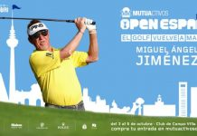 Miguel Ángel Jiménez confirma que estará en el Mutuactivos Open de España - Golf Circus