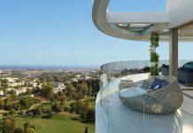 The View Marbella, el balcón del lujo y el golf, inicia su construcción