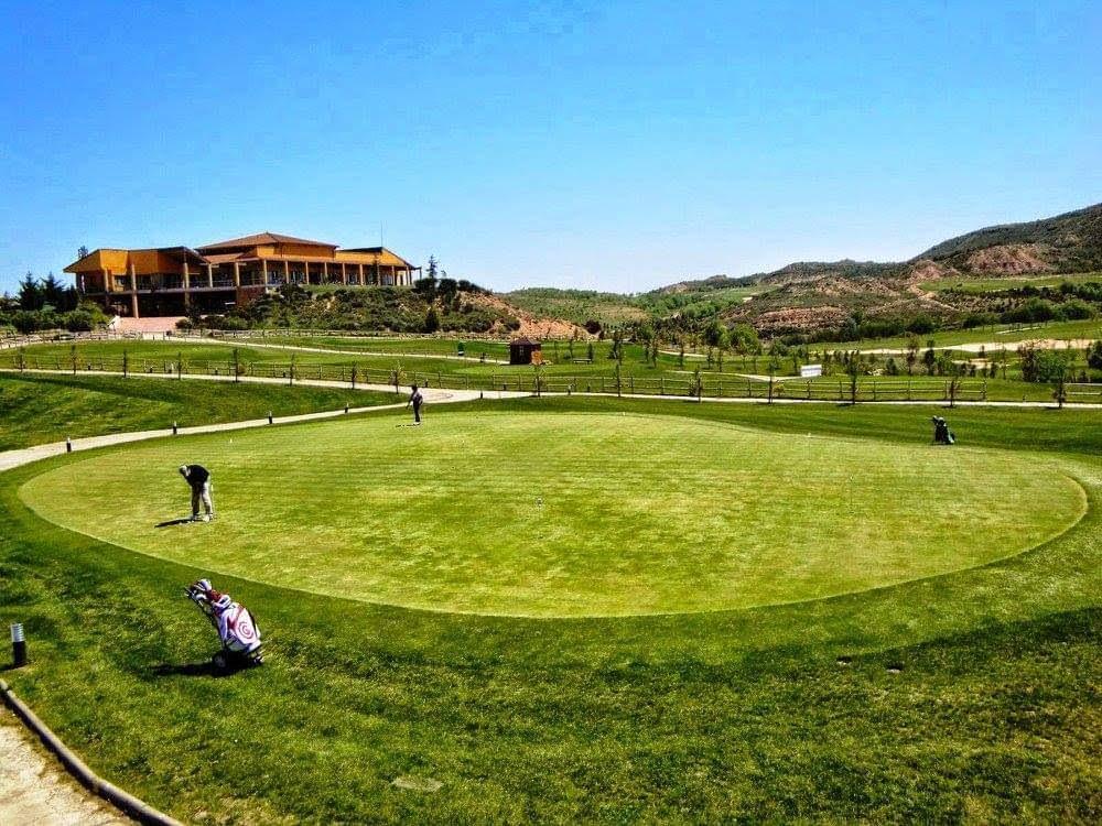 Campeonato de España de Profesionales Masculino 2019 - Campo Logroño