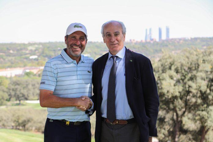 José María Olazábal actualizará los 9 hoyos Ballesteros del Club de Campo Villa de Madrid