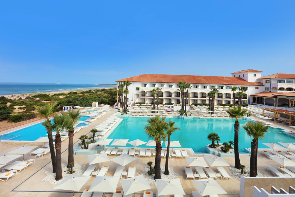 IBEROSTAR Selection Andalucía Playa pool - Golf Circus