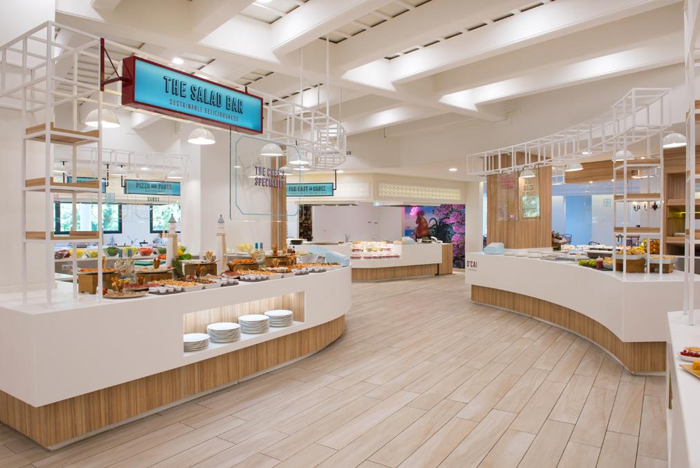 IBEROSTAR Selection Andalucía Playa - Restaurant and Buffet - Golf Circus