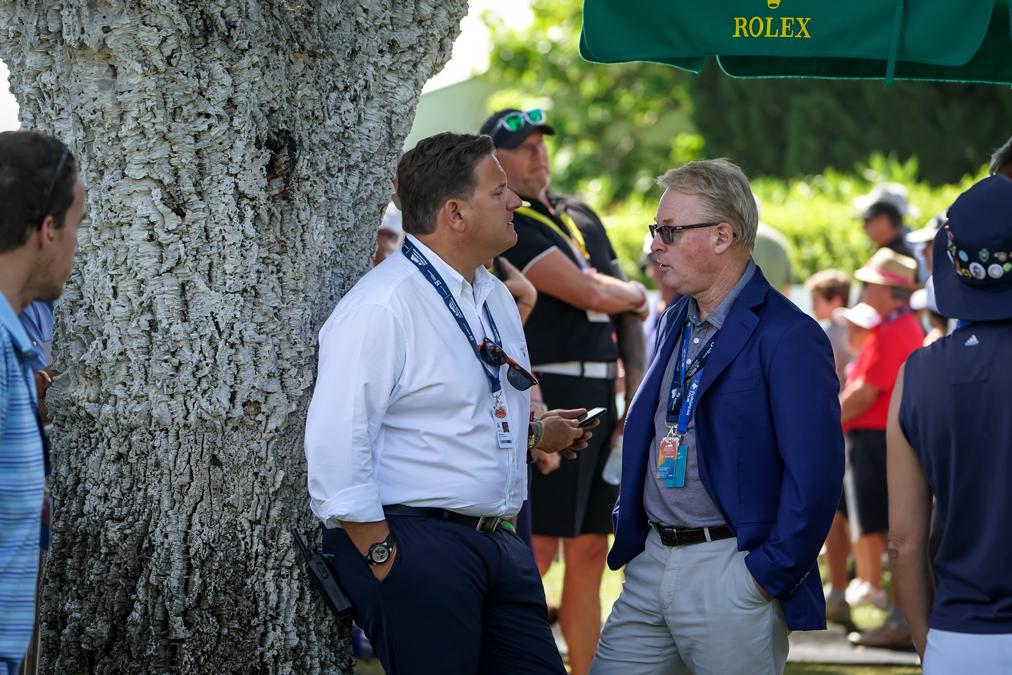 Valderrama Masters - JR y Keith Pelley - Golf Circus