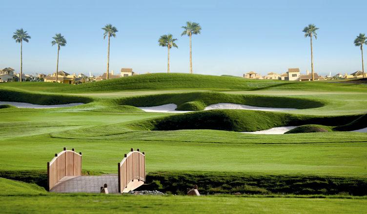 Hacienda del Alamo Murcia - Golf Circus