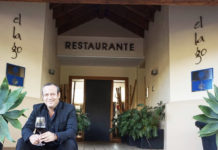 Paco García es el director, ideólogo e impulsor de El Lago Restaurante - Golf Circus