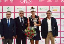 Anne Van Dam, ganadora Open de España Femenino