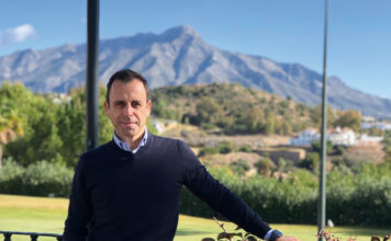 José Luis Gómez, Golf Manager of La Quinta Golf Resort & Spa
