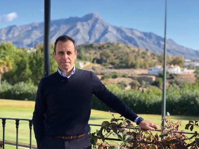 José Luis Gómez, Golf Manager of La Quinta Golf Resort & Spa