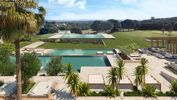 The Almenara Hotel in Sotogrande set to reopen Spring 2021 under the SO/HOTELS & RESORTS brand