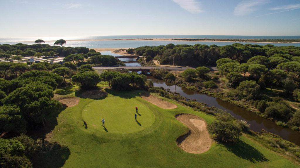 Golf Nuevo Portil - Golf Circus