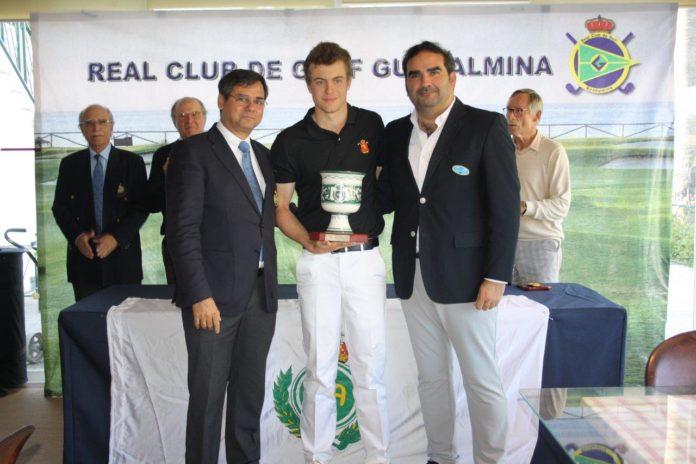 Eduard Rousaud gana de manera brillante la Copa Andalucía en Guadalmina - Golf Circus