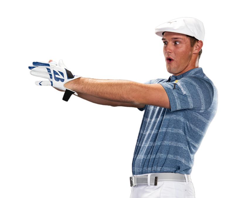 El golf de laboratorio de Bryson Dechambeau