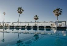 Purobeach Marbella - Piscina - Golf Circus