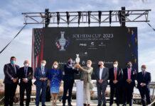 Presentación Solheim Cup 2023- Marbella