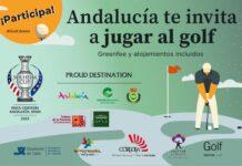 Andalucía te invita a jugar al golf
