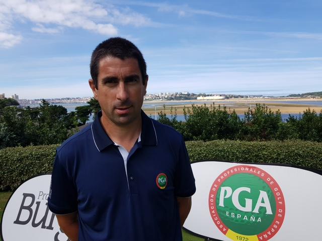 Ander Martínez (Presidente PGA España)
