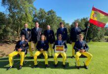 Campeonato Europeo Absoluto Masculino por Equipos 2021